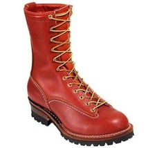 """Wesco 'Jobmaster' lace-up boots 