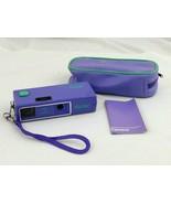 VTG 1986 Avon Point n Shoot Vivitar Camera Purple Case 110 Film - $10.99