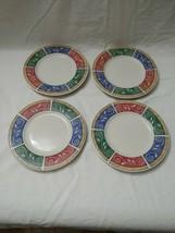 Majesticware by Oneida  Sakura PERSIA Stoneware Bread and Butter Plates - $22.50