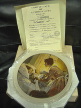 Knowles Norman Rockwell Mothers Day 1976 Collector Plate 8.5 Inches - $34.65