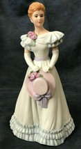 "Home Interiors & Gifts ""ELIZABETH"" #14061-99 Vintage '99 New in Box from Storage - $47.49"