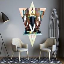 3D New York Graphics 1057 Wallpaper Murals Floor Wall Print Wall Stickes AU - $25.51+
