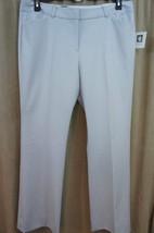 Anne Klein Womens Pants Sz 10 Dove Blue Suit Separate Business Career Pants - $49.44