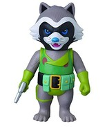 Medicom Marvel Hero Sofubi: Rocket Raccoon Action Figure - $79.99