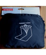 """Embark Garment Cover - Black - 46.5"""" H x 22.5""""W x 3"""" D - BRAND NEW WITH ... - $8.90"""