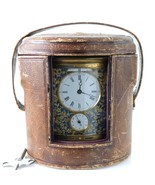 Antique 1860 Tiffany & Co. Made in Paris France Drocourt Movement Carria... - $6,357.50