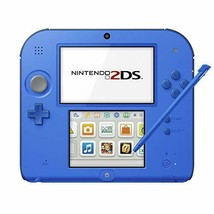 Nintendo 2DS Video Game Console Blue Japan New - $96.12