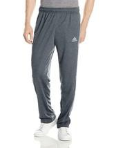 adidas Men's Training Climacore 3 Stripe Pants, Size M, Conavy\Gray - $22.76