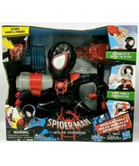 NEW SEALED 2018 Into the SpiderVerse Shockstrike Miles Morales Spider-Ma... - $41.71