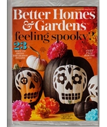 Better Homes and Gardens October 2017 NEW in plastic - $5.00