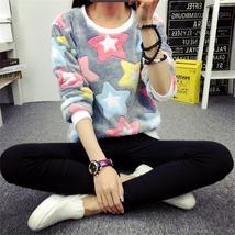 2018 New Women's Cute Print Hoodie Winter Long Sleeve Casual Sweatshirt ... - $12.28