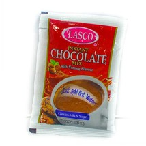 LASCO INSTANT CHOCOLATE MIX WITH NUTMEG (3 BOXES) 60 SACHETS - $27.95