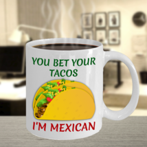 Gift For Mexican Dad Father Birthday Fathers Day From Son Funny Coffee Mug  - $14.75