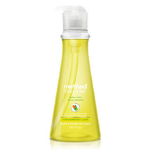 Lemon Mint Dish Soap Pump, 18 Oz by Method Products - $4.28