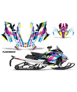 Graphic Kit Aufkleber für Ski Doo gen 4 Mxz Renegade Summit 850 17-18 Fl... - $297.16