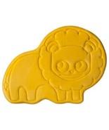 Circo YELLOW LION Jungle Collection Memory Foam 20 x 27 Bath Rug / Mat N... - $14.99