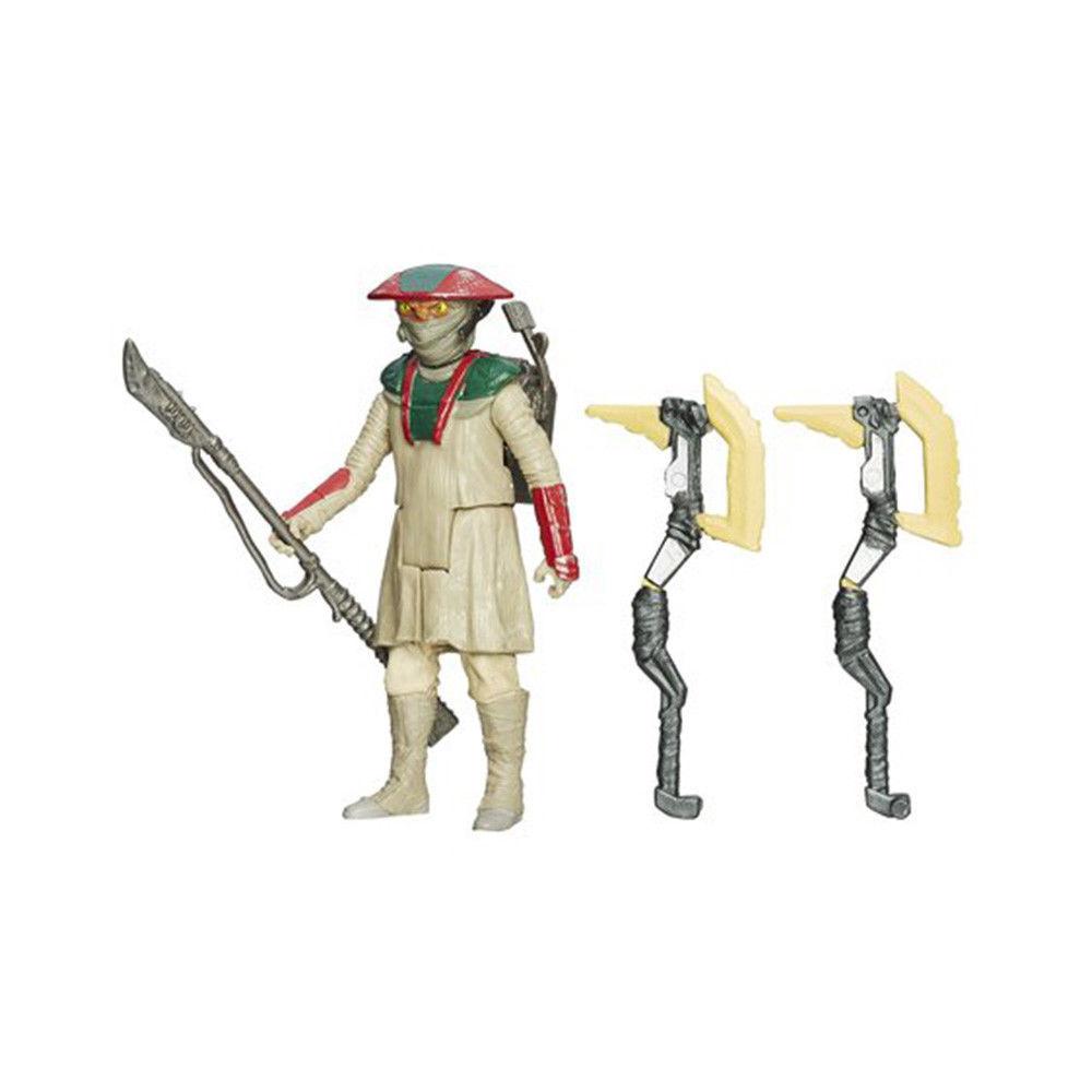 Star Wars Constable Zuvio Action Figure The Force Awakens 3.75 Inch Hasbro NEW