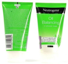 2 Count Neutrogena Oil Balancing With Lime & Aloe Vera In Shower  5.07 Oz - $27.99
