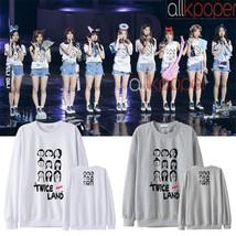 KPOP Twice Sweater Concert Hoodie 2017 New MOMO Mina Lim Na Yeon Sweater... - $13.99+