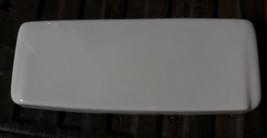 "21LL46 Toilet Tank Lid: American Standard, White, #4049, 21-1/8"" X 8-1/4"", Vgc - $49.41"