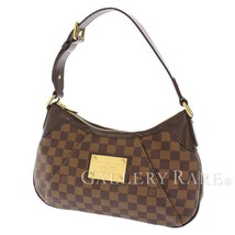 LOUIS VUITTON Thames PM Damier Ebene Shoulder Bag N48180 Authentic 5492091 - $887.34
