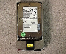 "HP BF07285A36 72.8GB 15K 3.5"" 80-Pin WideUltra320 SCSI Drive Hard Drive w/ Caddy - $30.00"