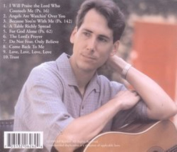 Come Back to Me by Jeff Kidder Cd image 2