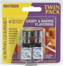 Root Beer Flavor 1 dram Twin Pack - $8.74
