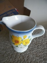 Mikasa Amy C503 creamer 1 available - $5.99