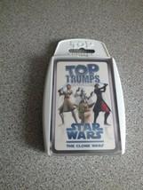 TOP TRUMPS Specials STAR WARS THE CLONE WARS  - $3.21