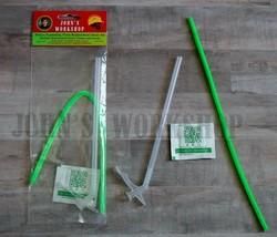 Deluxe Expanding Insulation Dispenser Straw Kit - Great Stuff Foam Nozzle I - $4.82