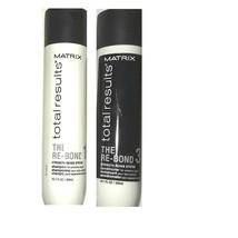 Matrix Total Results The Re-Bond Schritt 1 Shampoo 3 Haarspülung 299ml Duo - $20.93