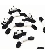 SOLEDI Lovely Soft Plush Panda Fridge Magnet - $11.95