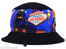 YUMS BRAND LAS VEGAS LUCKY BUCKET STYLE CAP/HAT - ONE SIZE FITS MOST - $20.85