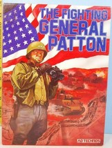 The Fighting General Patton WWII Ad Technos Unpunched 1986 VERY RARE! - $252.45