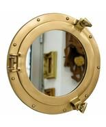 Vintage Nautical Brass Porthole Handmade Stylish Round Shape Wonderful P... - $58.20