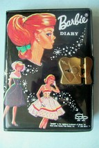 Vintage 1964 Barbie Diary - Nice Condition! - $110.25