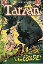 Tarzan Comic Book #216 DC Comics 1973 FINE- - $8.79