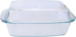 Simax Glassware 8593419414749 SIMAX. Round heatproof dish with lid 5,4L,... - $30.53