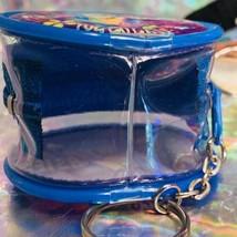 Vtg Lisa Frank 90s As If Girl Power Whatever Mini Coinpurse Keychain SUPER SHARP image 2