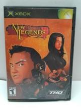 New Legends (Microsoft Xbox, 2002) Video Game - $5.93