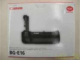 Canon Battery Grip 0300003269 Bg-E16 Film Single-Lens Reflex Camera - $178.25