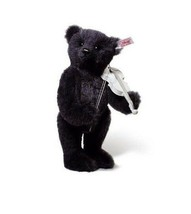 Lladro Porcelain Figurine 01040098 VIOLINIST BEAR New in Box 0098 Teddy ... - $392.70