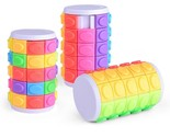 Sion fingertip magic cube diy cylinder puzzle intelligence cube stress relieve toy thumb155 crop