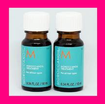 MOROCCANOIL ORIGINAL Treatment Argan Oil All Hair Types Protect TRAVEL 2... - $9.88