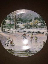 1990 Knowles Collector Plate Seems Like Yesterday By Mimi Jobe - $8.17