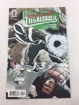 Leaving Megalopolis: Surviving Megalopolis #4 April 2016 Dark Horse Comic Book - $7.91