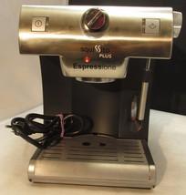 Rare Espressione Squissita Plus Espresso Machine - CEAF CE 4651 - VGC! - $123.74
