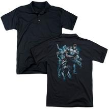 Batman - Evil Rising (Back Print) Mens Regular Fit Polo - $24.99+