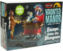 Polar Lights Haunted Manor Dungeon Escape Model - Haunted Mansion Kit  - $33.65